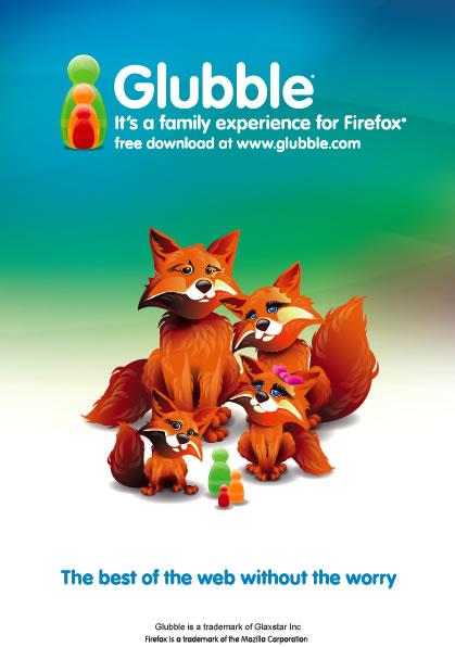 Firefox Tool. Glubble.