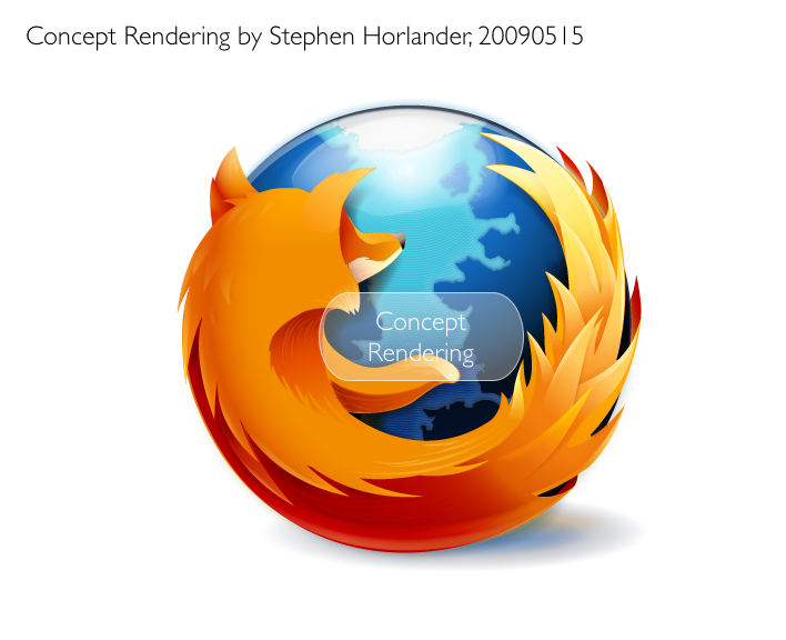 Firefox 3.5 New Logo