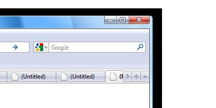 Firefox 3.5 Vista