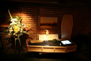 Internet Explorer 6 Funeral Pictures