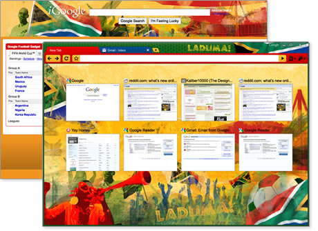 Web Browser Add-Ons and Tweaks for World Cup Fans