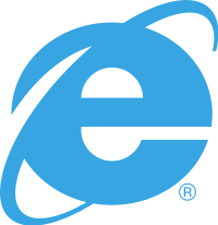 Internet Explorer 5 Logo