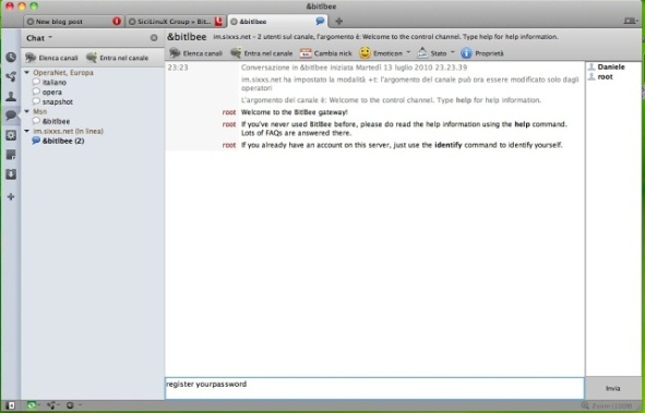MSN (Windows Live) Chat in Opera