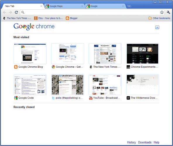 Google Chrome is 2 Years Old