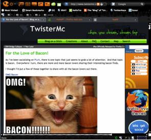 Firefox Halloween Themes
