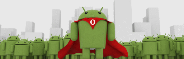 Download Opera Mobile 10.1 Beta for Android