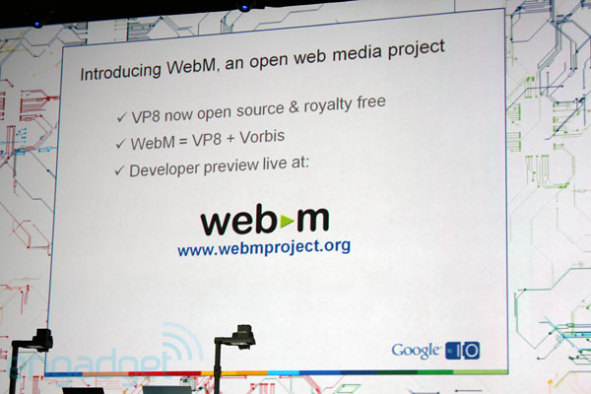 WebM Ready for Hardware Acceleration