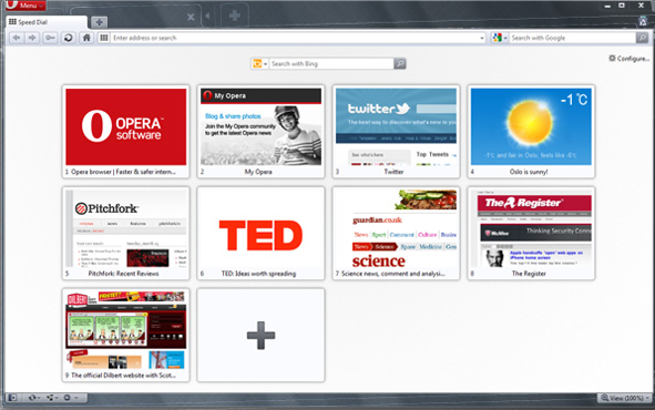 Why Opera Is My Default Web Browser