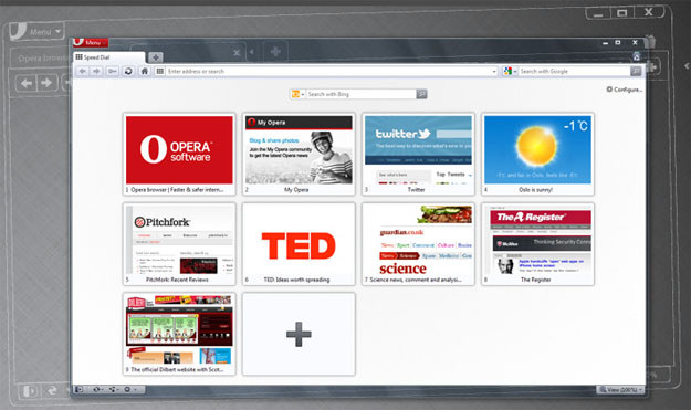 Download Opera 11.10 Final