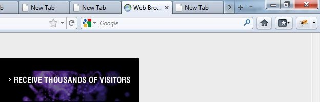Google Chrome to Receive Scrolling Tabs