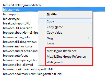 Firefox - What's That Preference?