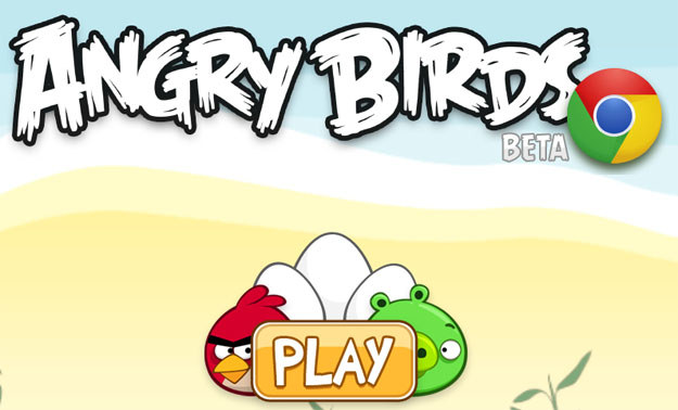 WebGL: Play Angry Birds For Free