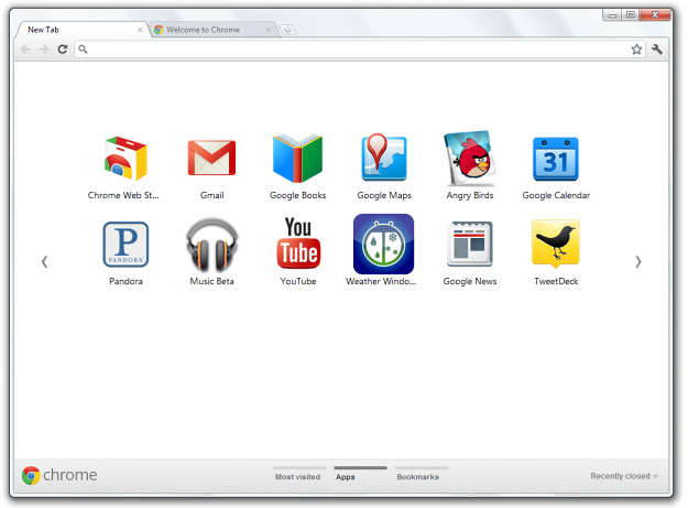 Download Google Chrome 15 Beta