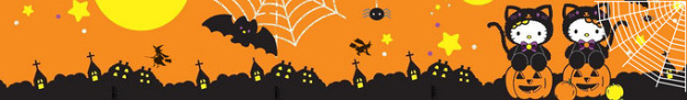 Internet Explorer, Google Chrome And Firefox Halloween Themes