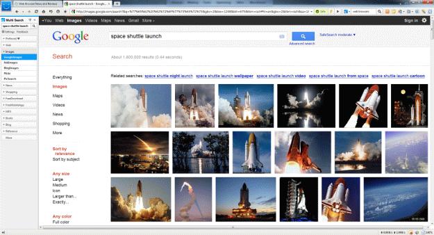 Maxthon 3.2 Search
