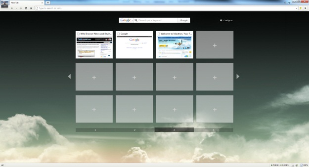 Maxthon Customization