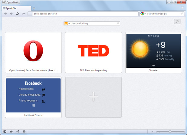 Download Opera 12 Alpha