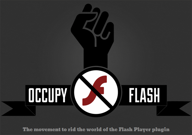 """Occupy Flash"" Movement Desires Death Of Flash"