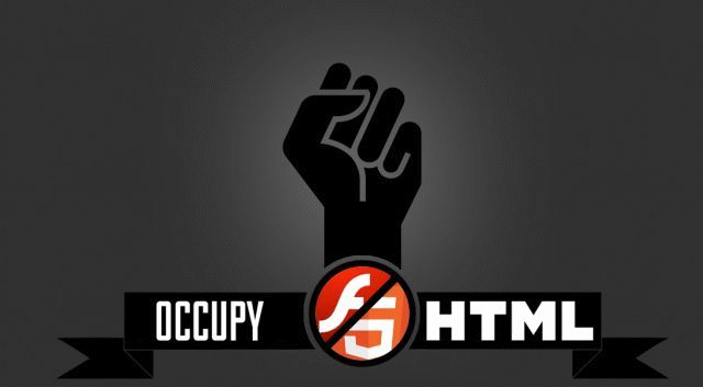 Occupy HTML Movement Tries To Occupy HTML5