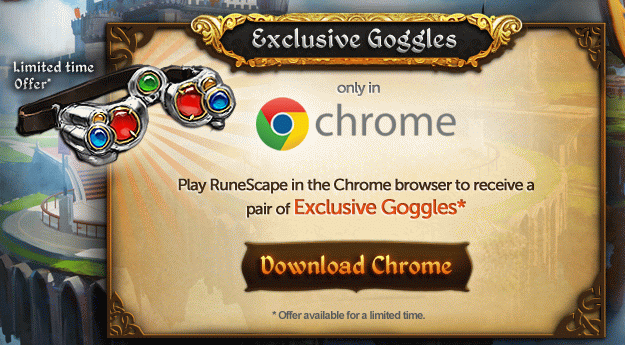 Google Gets Aggressive With Chrome Promotion