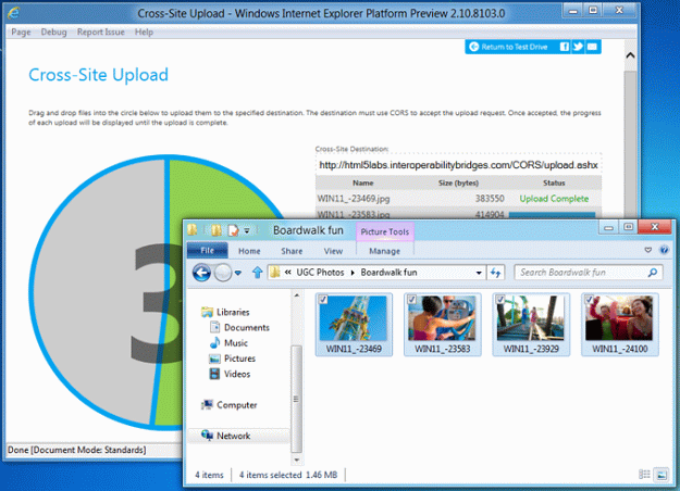 Download Internet Explorer 10 Platform Preview 4