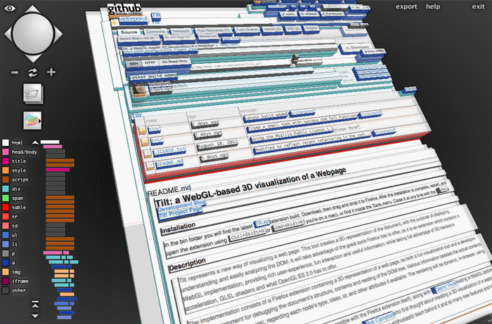 Firefox 11 Or Firefox 12 To Include 3D Web Inspector