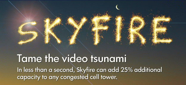 Skyfire Receives $8 Million In Funding