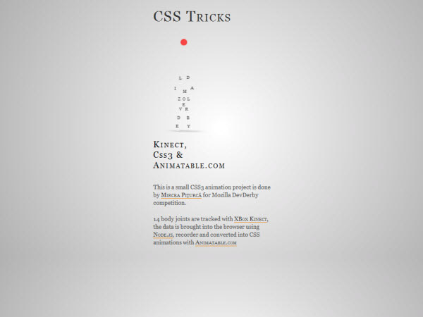 HTML5: Top 10 CSS3 Animations