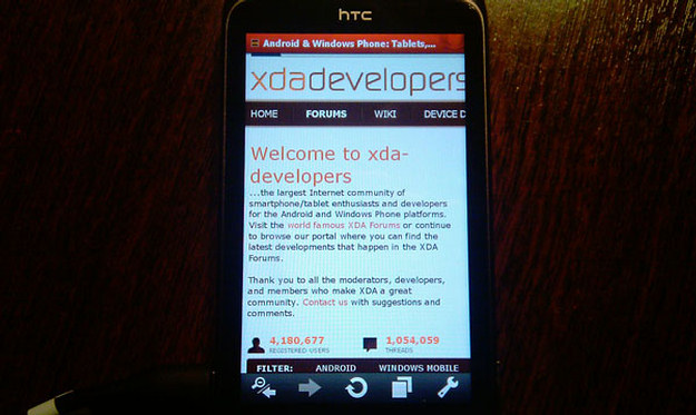 Opera Mobile And Opera Mini For Windows Phone 7