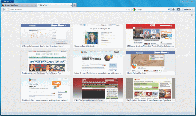 Download Firefox 13 Alpha
