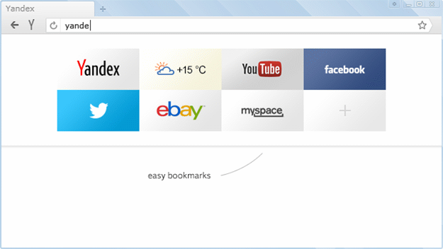 Yandex.ru Launches Its Own Web Browser