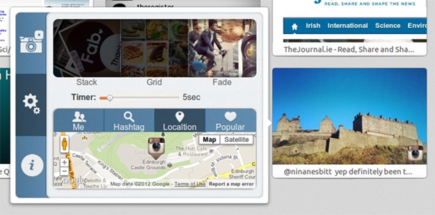 Tip: Instagram For Opera;s Speed Dial Tile