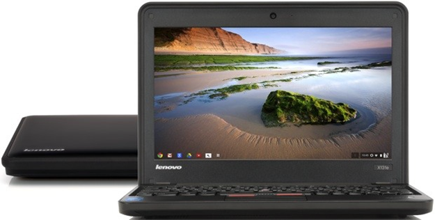 Lenovo Joins The Chromebook Gang