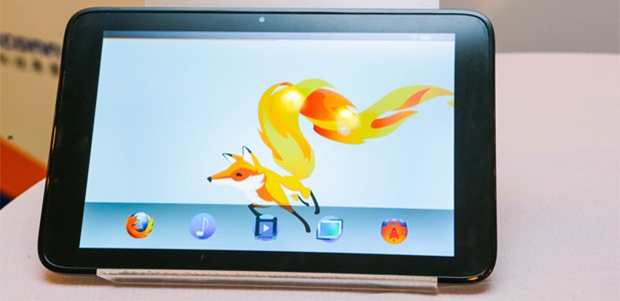 First Firefox OS Tablet Revealed