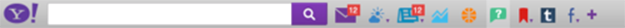 Blast From The Past: New Yahoo! Toolbar Is Here