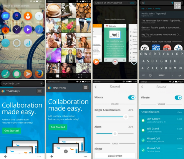 This Is The Firefox OS 2.0 Interface