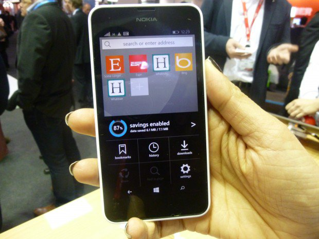This Is New Opera Mini For Windows Phone